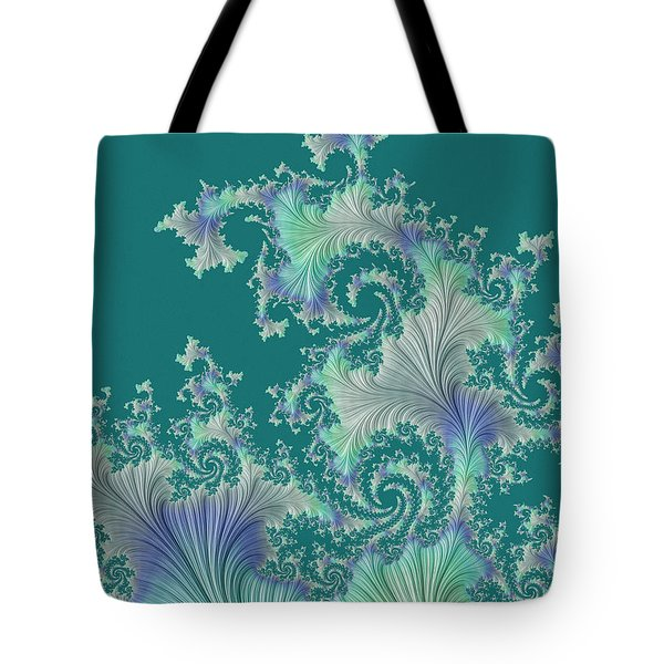 Sea Fan Tote Bag