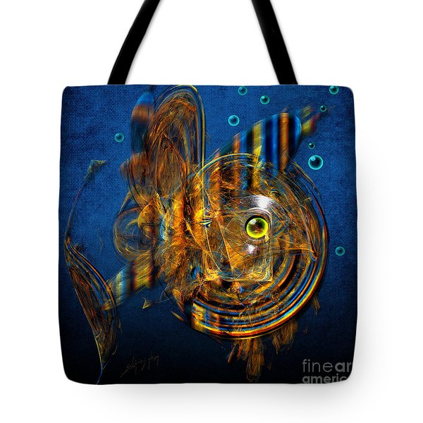 Sea Fish Tote Bag