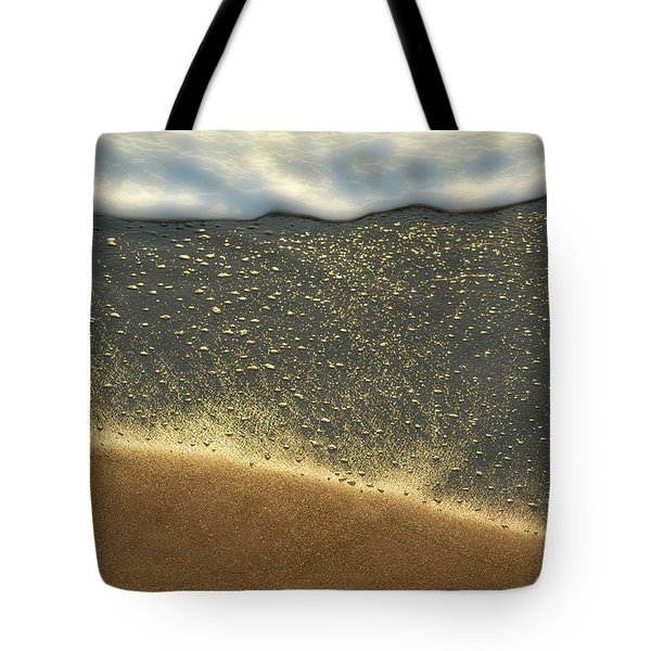 Sea Foam #2 Tote Bag