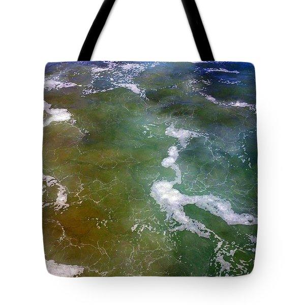 Creative Ocean Photo Tote Bag