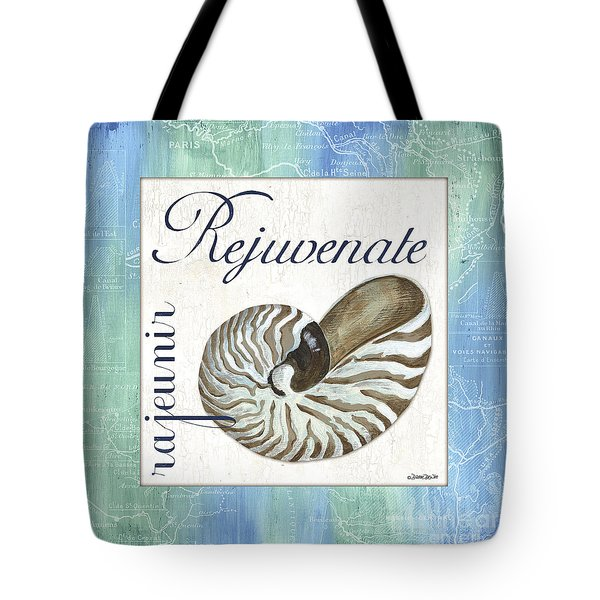 Sea Glass 1 Tote Bag