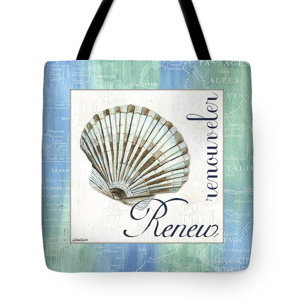 Sea Glass 2 Tote Bag