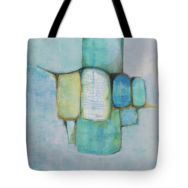 Sea Glass 2 Tote Bag