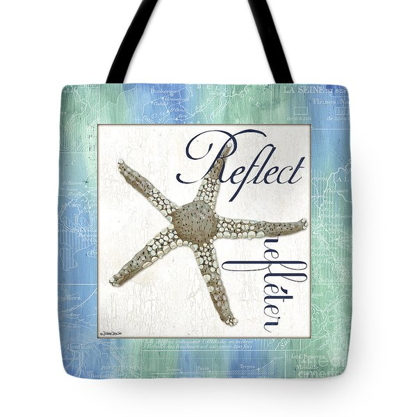 Sea Glass 3 Tote Bag