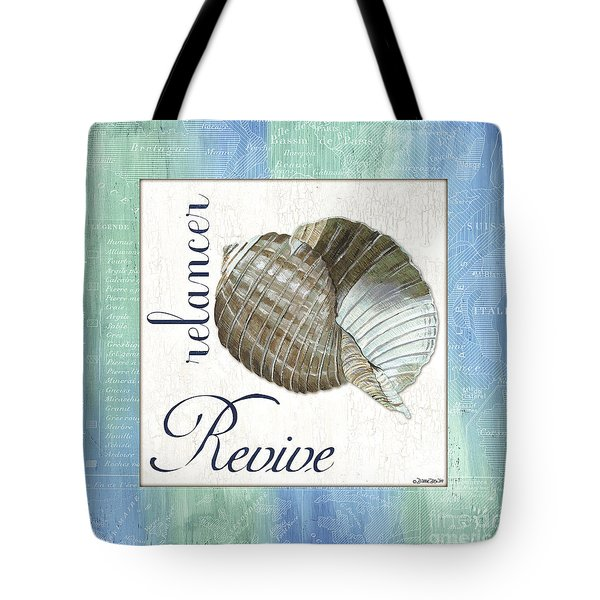 Sea Glass 4 Tote Bag