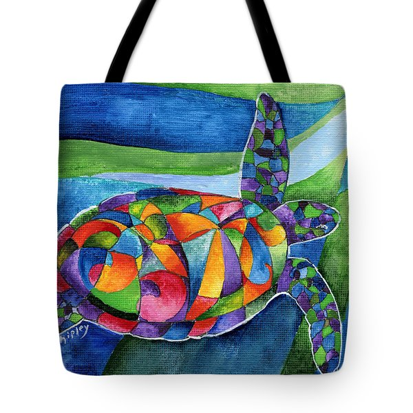Sea Gypsy Tote Bag