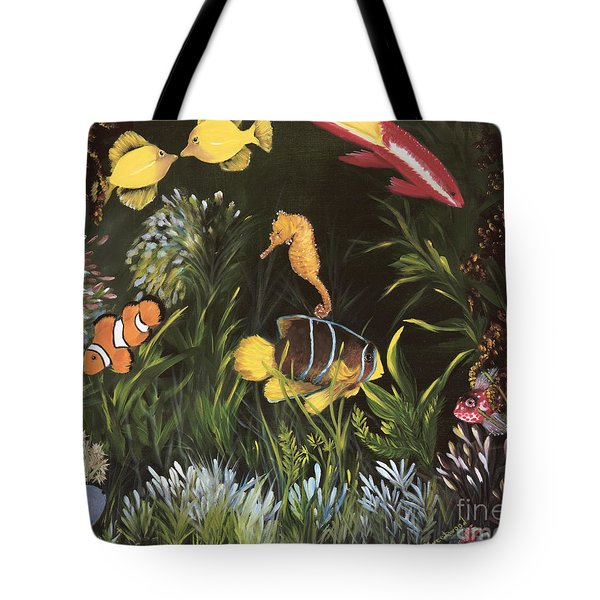 Sea Harmony Tote Bag