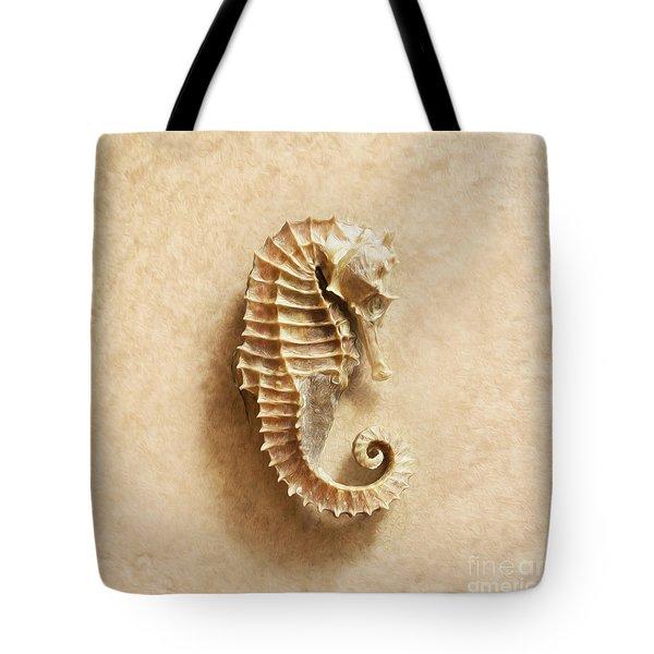 Sea Horse 2 Tote Bag