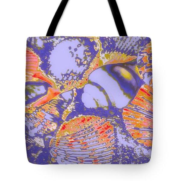 Sea Journey Tote Bag by Rachel Hannah
