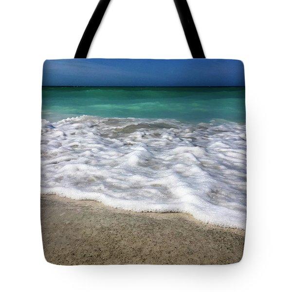 Sea Latte Tote Bag