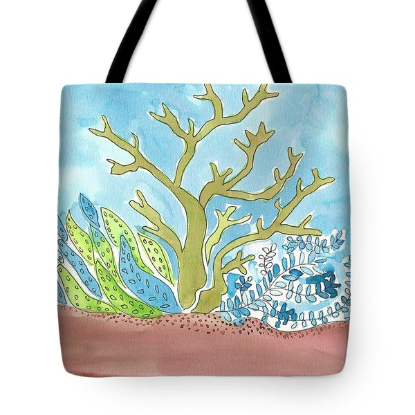 Sea Life I Tote Bag