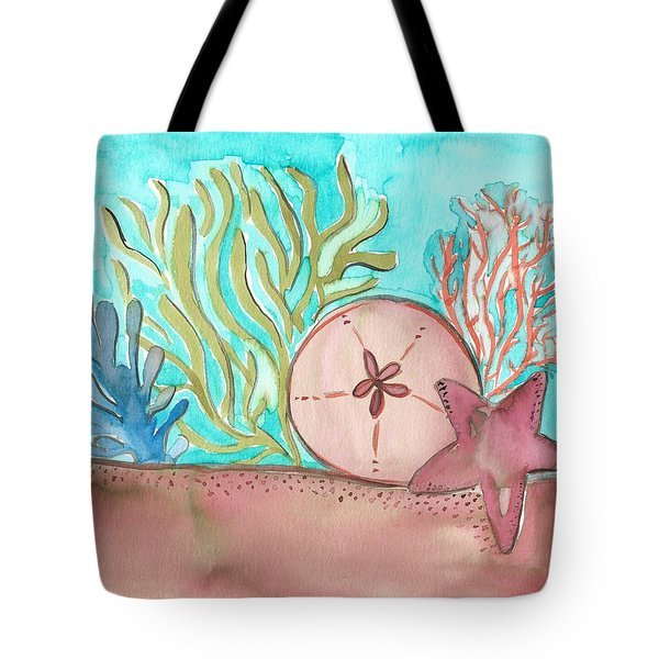 Sea Life II Tote Bag