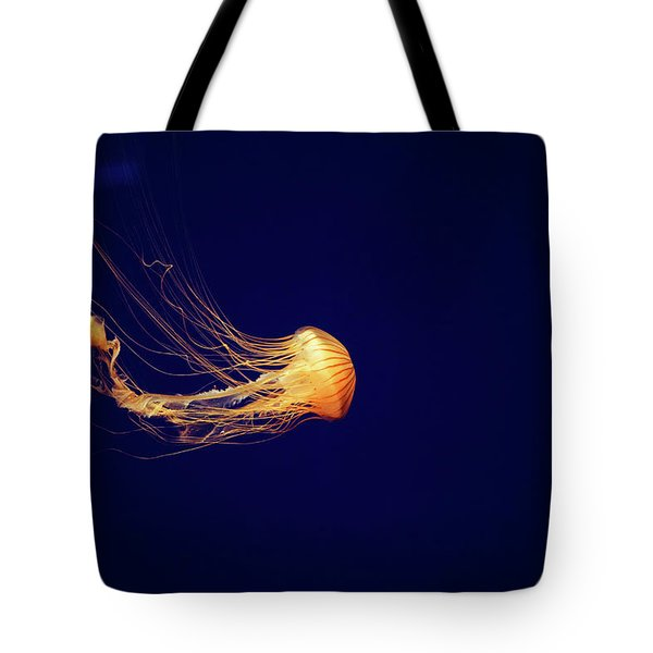 Sea Nettle Dance Tote Bag