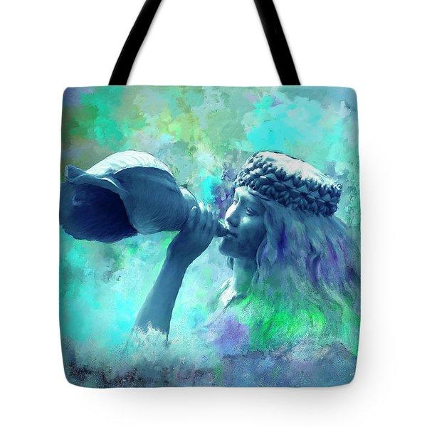 Sea Nymph Tote Bag