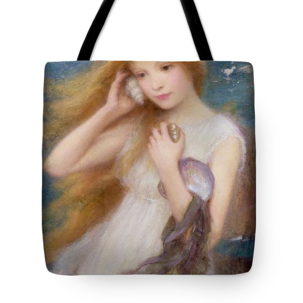 Sea Nymph Tote Bag by William Robert Symonds