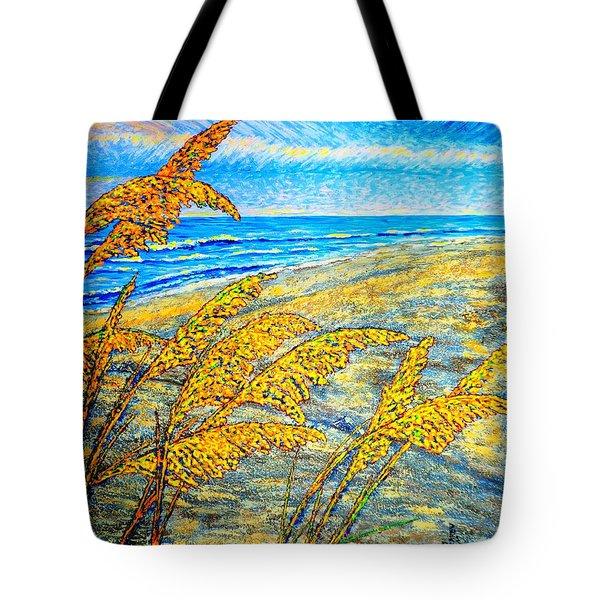 Sea Oats Dual#2 Tote Bag