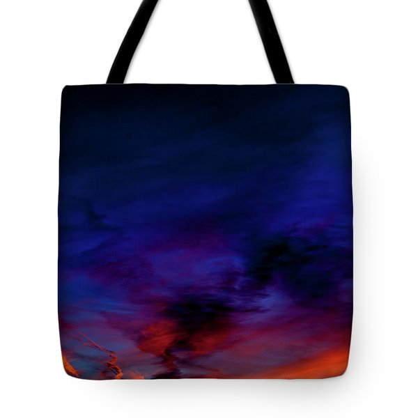 Sea Of Colors Tote Bag
