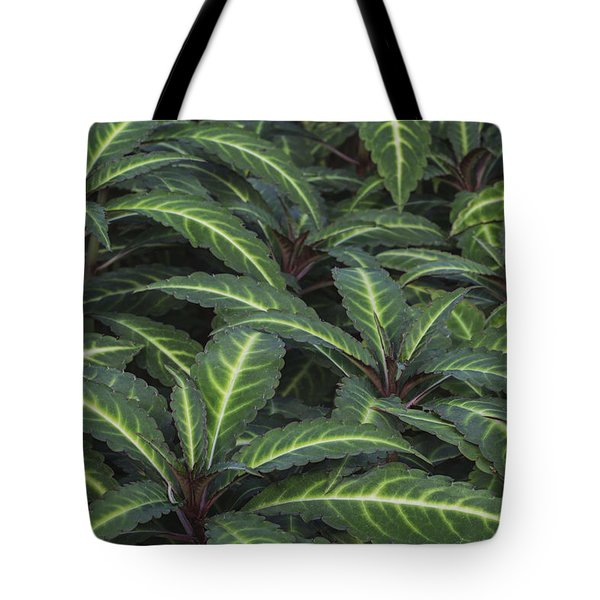 Sea Of Leaves Tote Bag