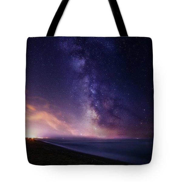 Sea Of Stars Tote Bag