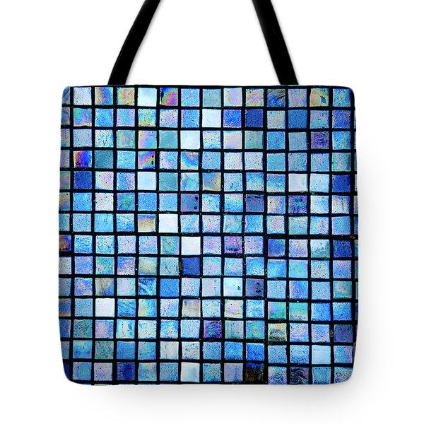 Sea Of Tiles Tote Bag by Brandon Tabiolo - Printscapes