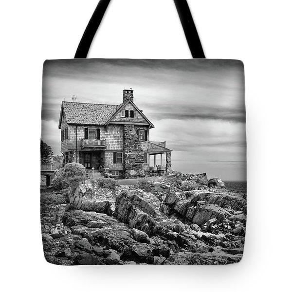 Sea Overlook Tote Bag