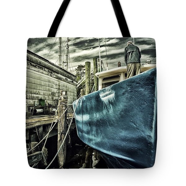 Sea Ready Tote Bag