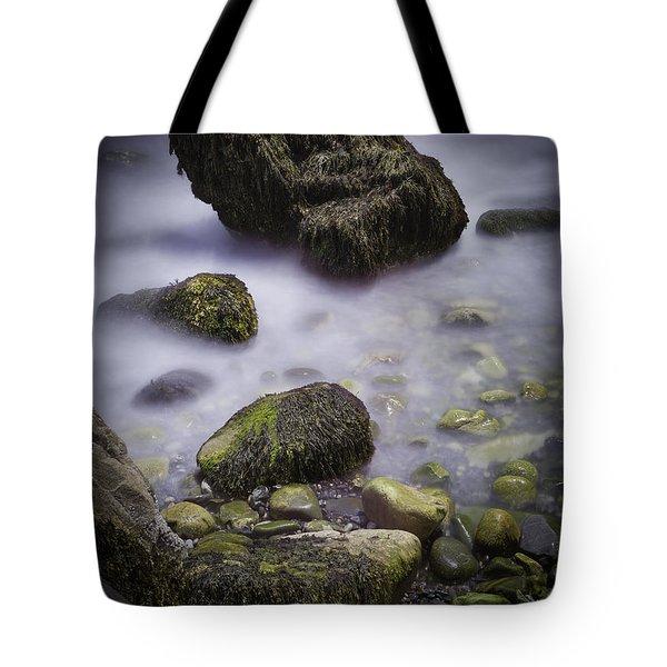 Sea Rocks Tote Bag