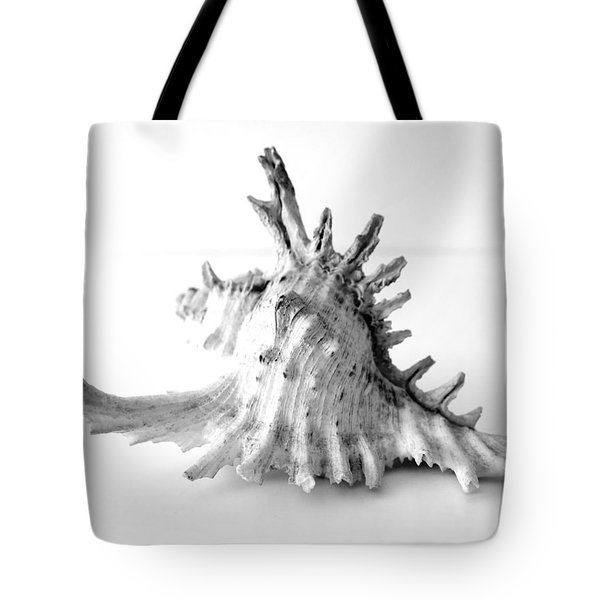Sea Shell Tote Bag by Gina Dsgn