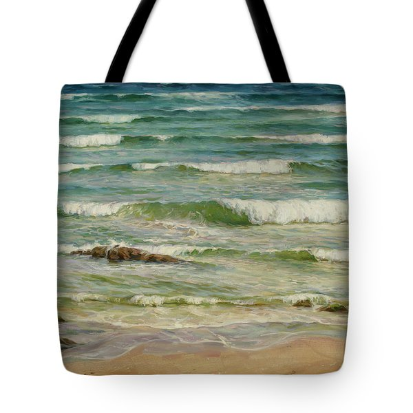 Sea Symphony. Part 1. Tote Bag