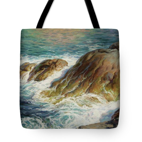 Sea Symphony. Part 2. Tote Bag