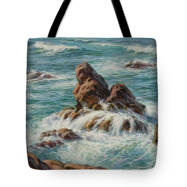 Sea Symphony. Part 3. Tote Bag