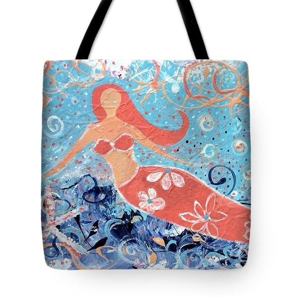 Sea Siren Tote Bag