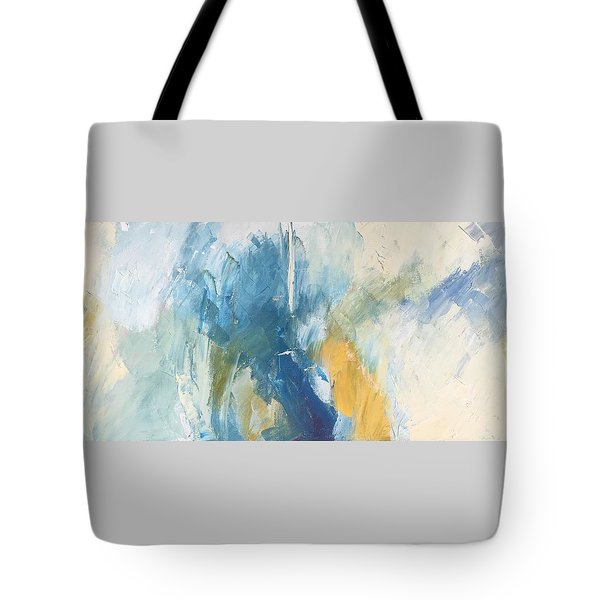 Sea Sky Sun Tote Bag