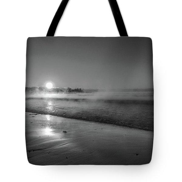 Sea Smoke Tote Bag