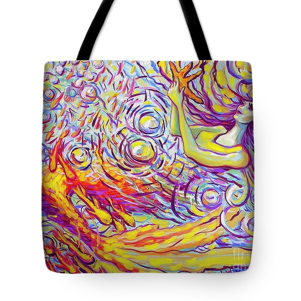 Sea Star Tote Bag
