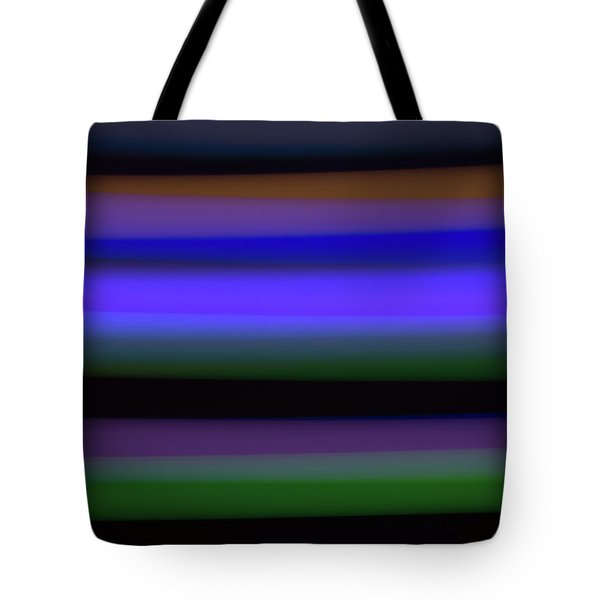 Sea Stripes Tote Bag