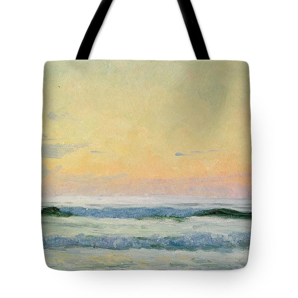 Sea Study Tote Bag