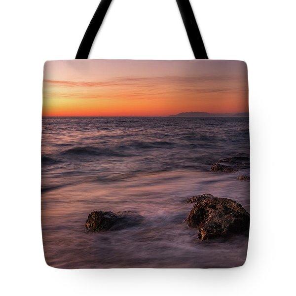 Sea Survivors Tote Bag