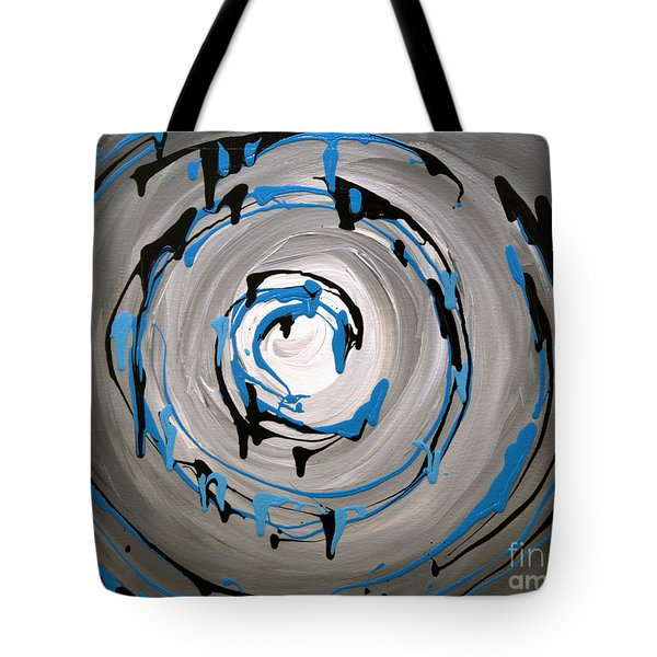 Sea Swirl  Tote Bag