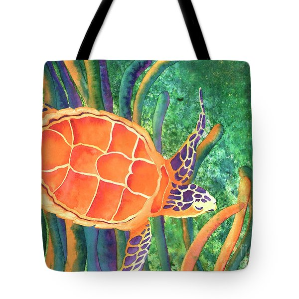 Sea The Beauty Tote Bag by Tracy L Teeter