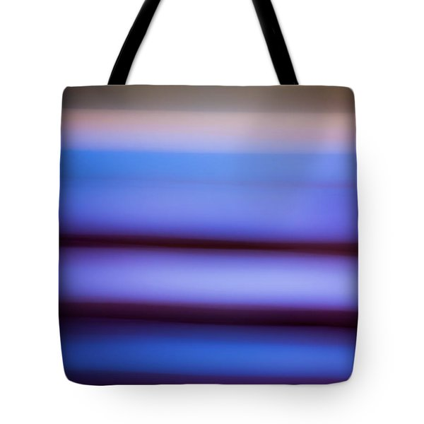 Sea To Land Tote Bag