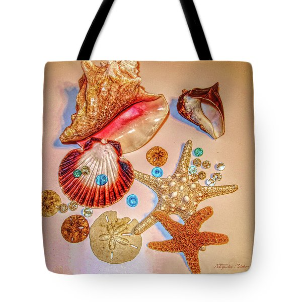 Sea Treasures Tote Bag