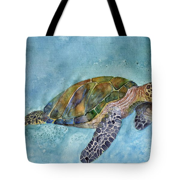 Sea Turtle II Tote Bag