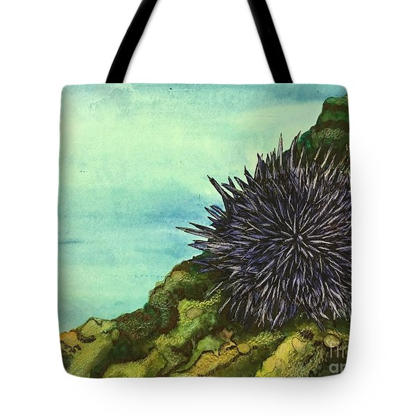 Sea Urchin   Tote Bag
