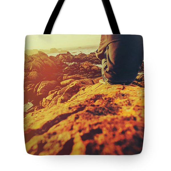 Sea Vacation Wonders Tote Bag