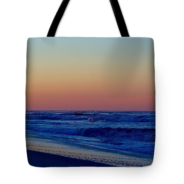 Sea View Tote Bag