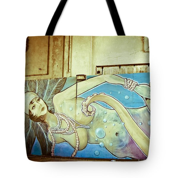 Sea Witch - Mermaid Tote Bag