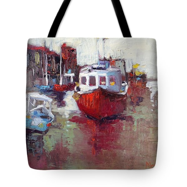 Sea Worthy Tote Bag