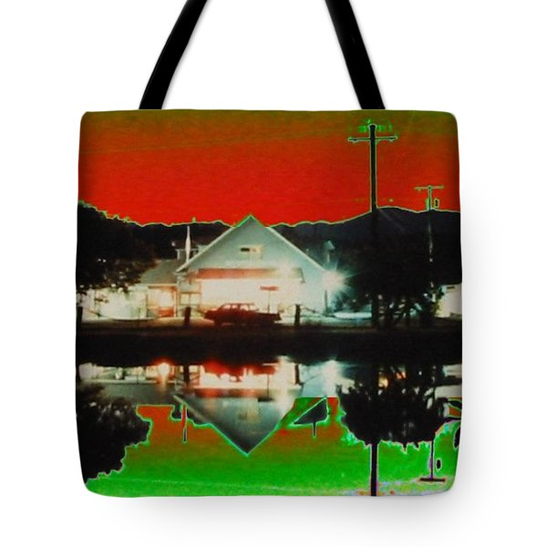 Seabeck General Store Tote Bag by Tim Allen