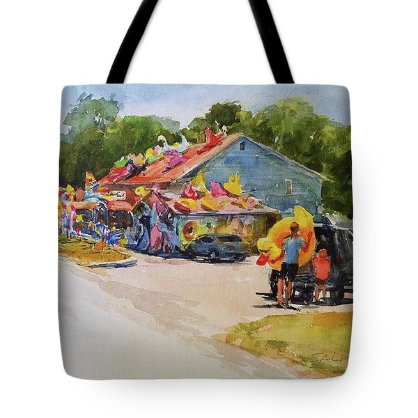 Seaberry Surf Gifts, Wellfleet Tote Bag by Peter Salwen